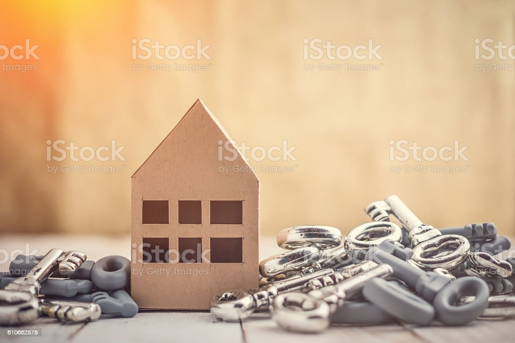 house business concept stock photo