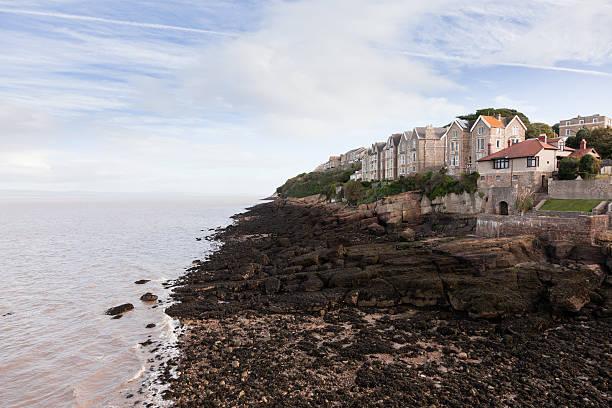 Haus von der Küste – Foto