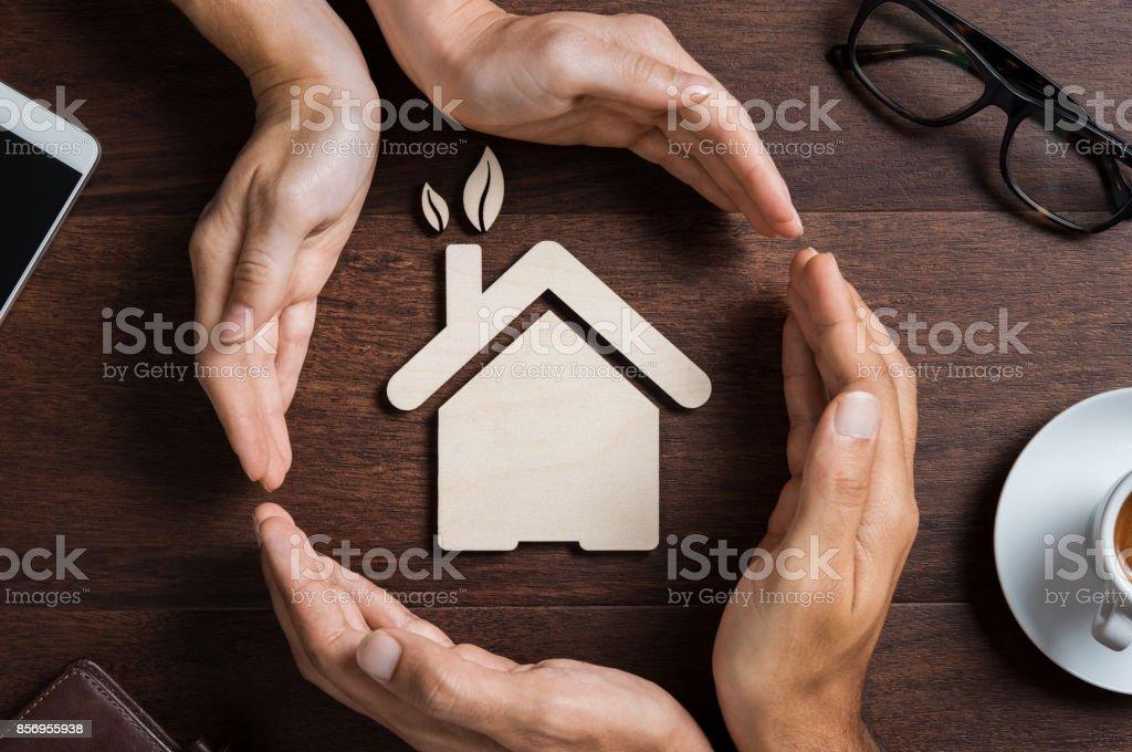 House care stock photo