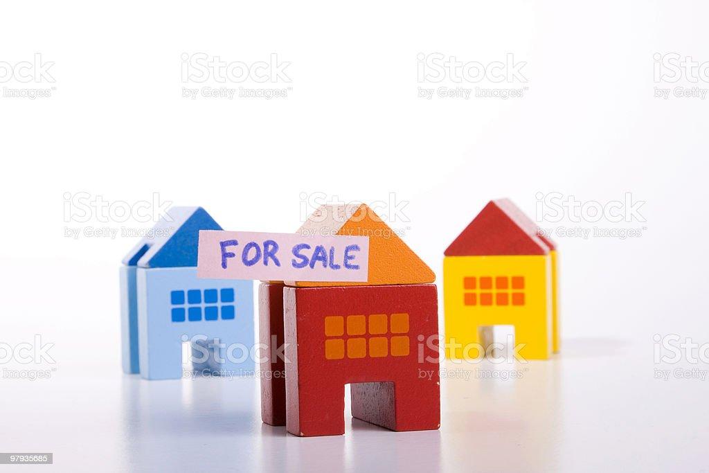 House choice royalty-free stock photo