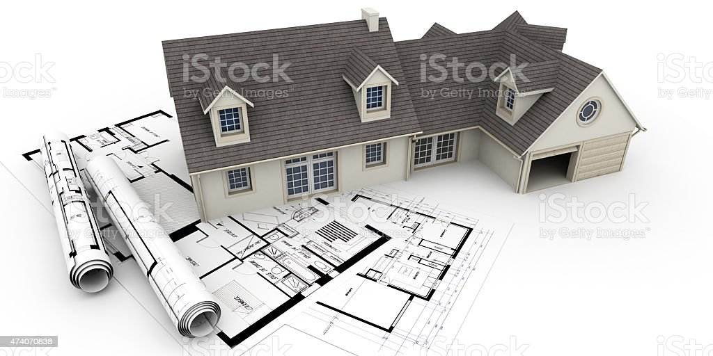House conception – Foto