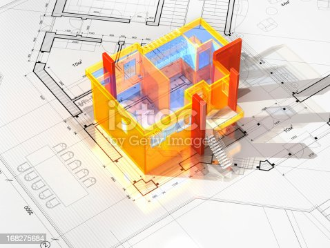 168442513 istock photo House Construction 168275684