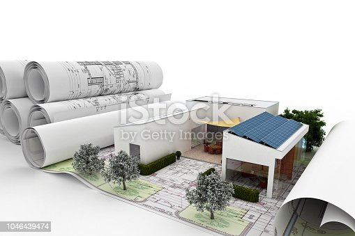 istock House Construction Project VI 1046439474