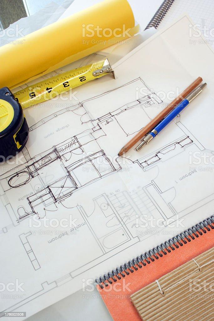 house designing royalty-free stock photo