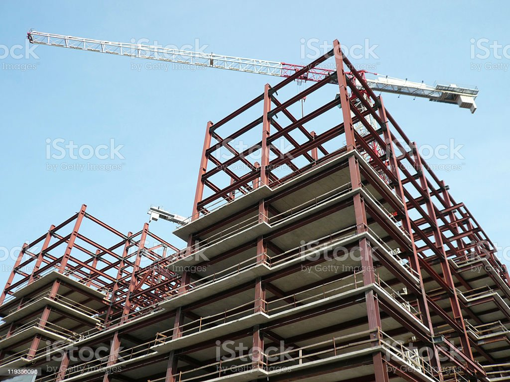 house develop at day royalty-free stock photo