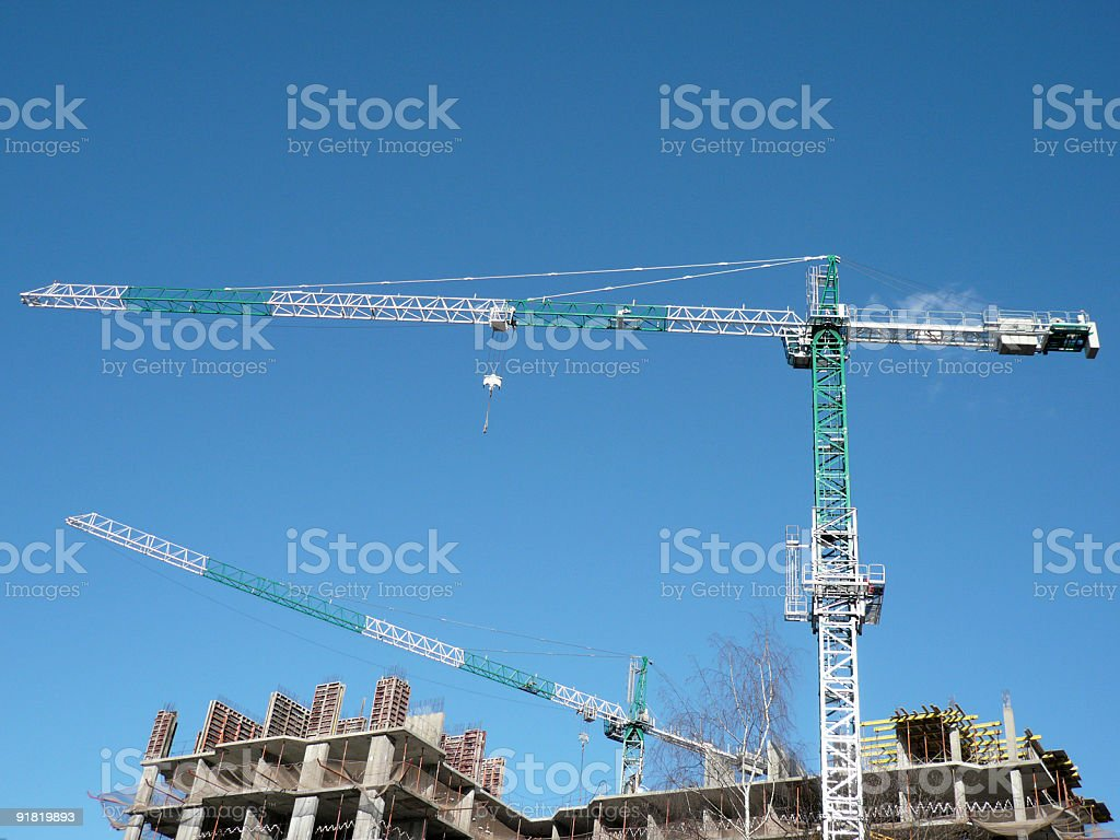 house develop royalty-free stock photo