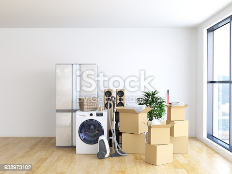 istock House during relocation 938973102