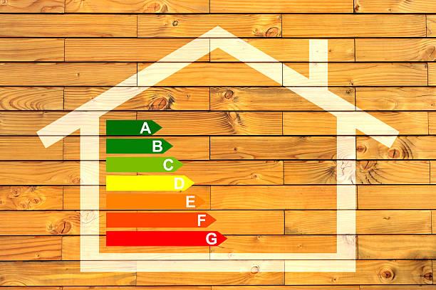 house energetique stock photo