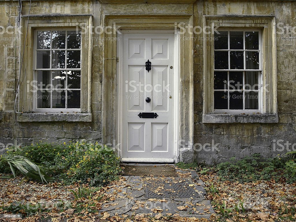 House Exterior royalty-free stock photo