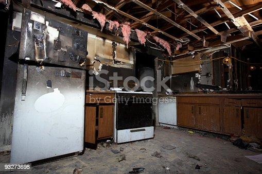 istock House Fire Series 93273698
