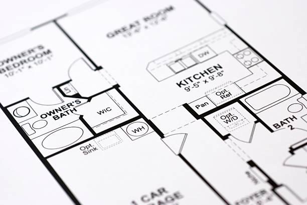 House Floor plan foto
