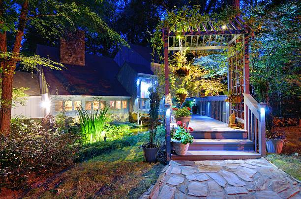 Outdoor Pergola Lighting Ideas