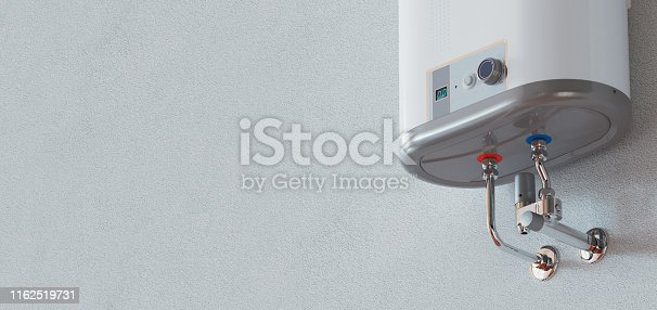 istock House heating concept, modern home gas fired boiler, 3d rendering 1162519731