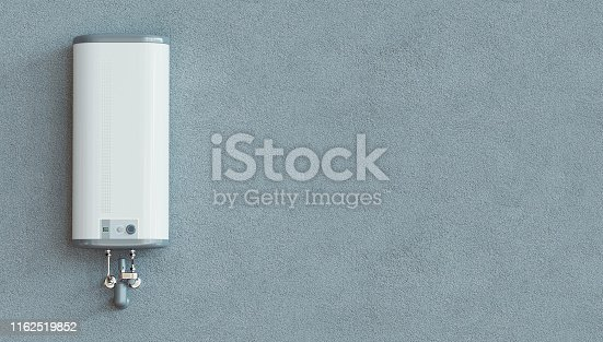 istock House heating concept, modern home gas fired boiler, 3d rendering 1162519852