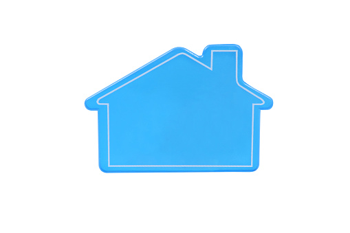 This House Business plastic card is not a logo this is a generic plastic product used to promote and advertise company name, address,  logo, web address, phone number and more.