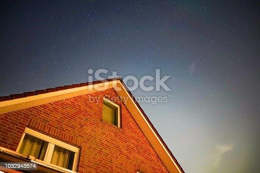istock House in a sky full of stars 1032945574