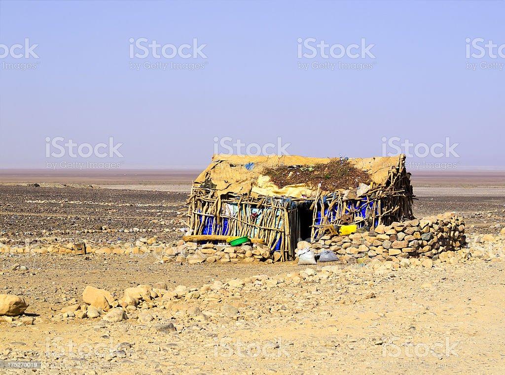 House in Hamed Ela stock photo