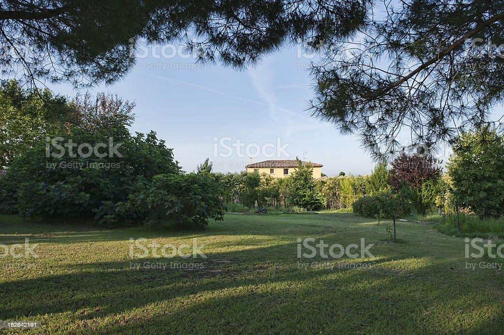 Haus in der Provence. – Foto