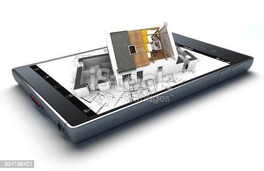 istock House insulation app 534196421