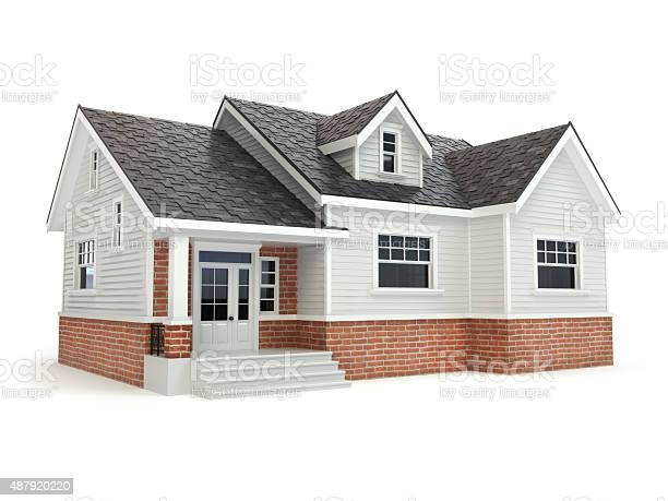 House isolated on white real estate concept picture id487920220?b=1&k=6&m=487920220&s=612x612&h=smp4dvpaawpr9fdlrn9ax5a69j9xcvno91bvapxupoo=