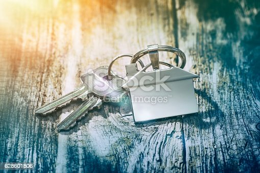 istock House key concepts. 628601806