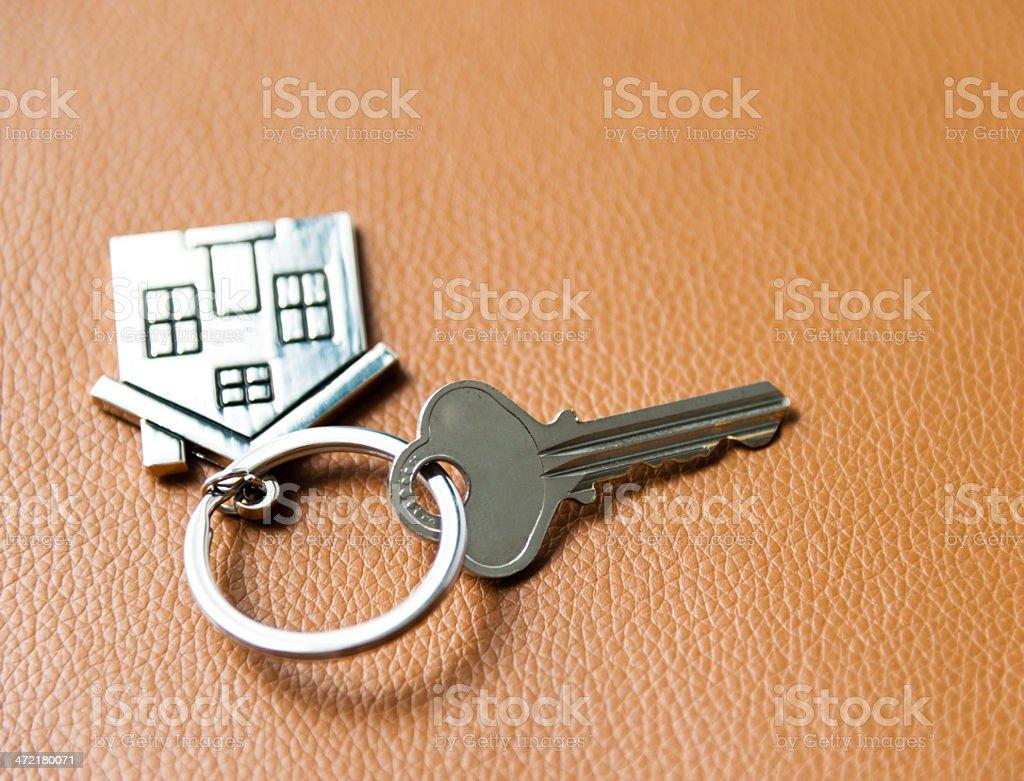 House key royalty-free stock photo