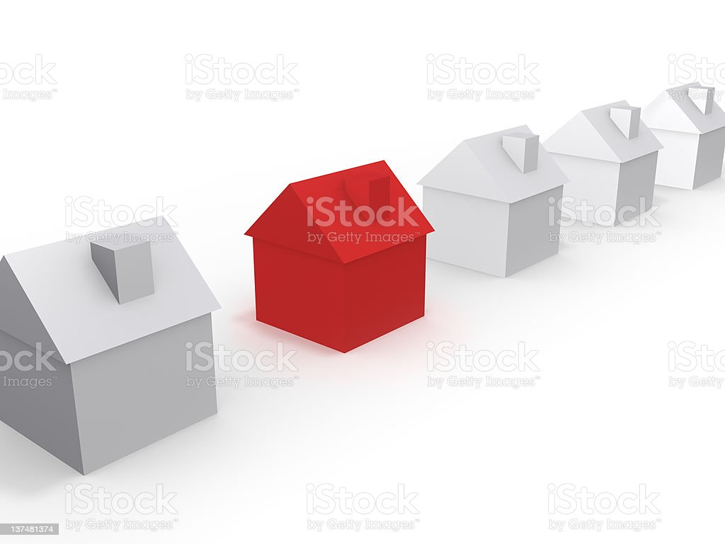 House Market - XL stock photo
