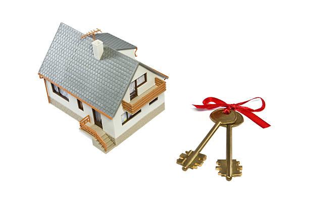 Haus-Modell conception – Foto