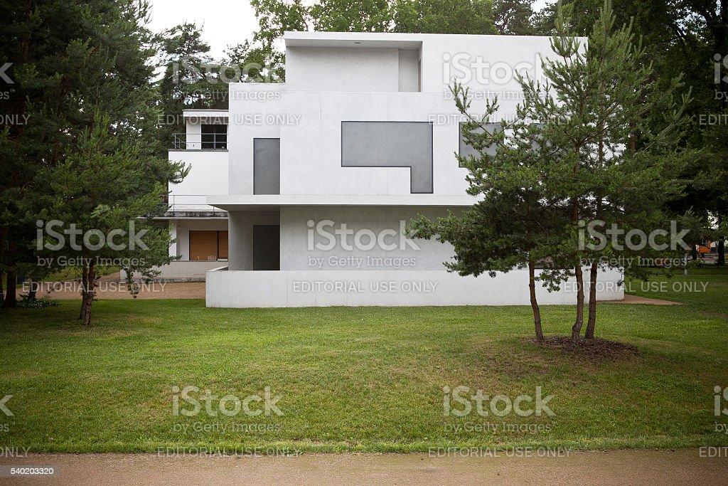 Haus Moholy à Nagy-Feininger à Dessau - Photo