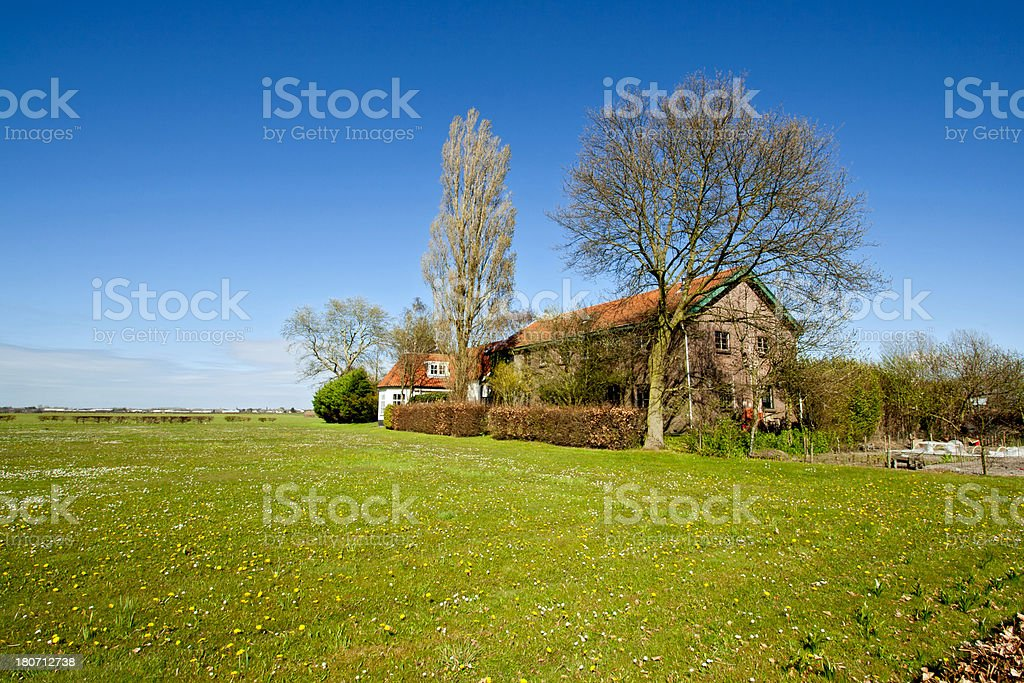 House, Netherlands royalty-free stock photo