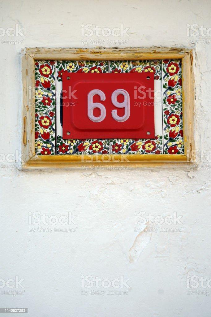 street number 69