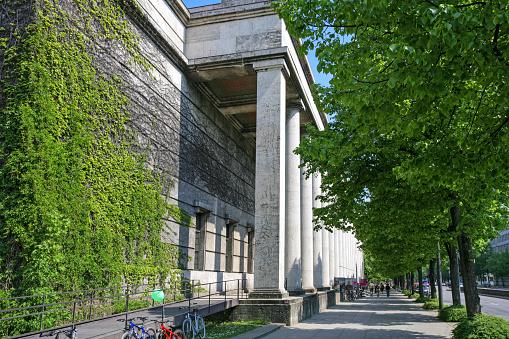 House of Art in Munich, Bavaria, Germany