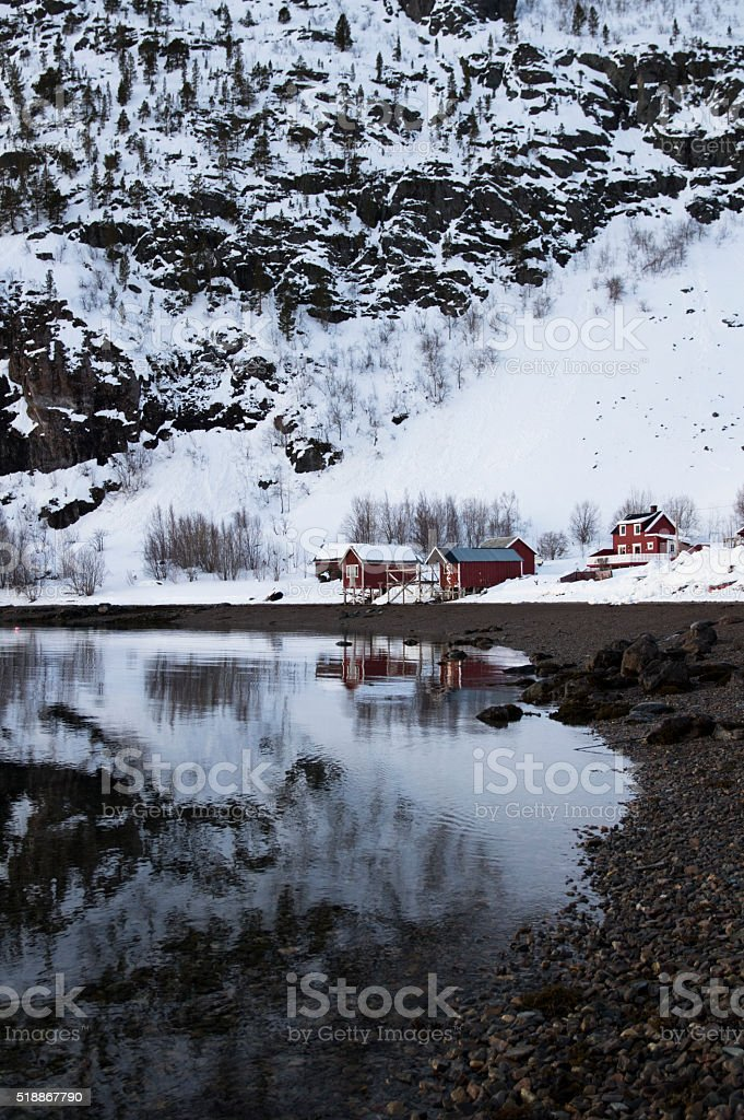 House of Norway stok fotoğrafı