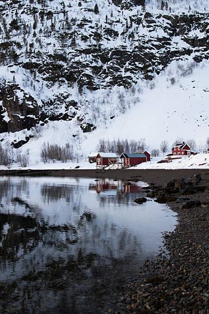 House of Norway stock photo