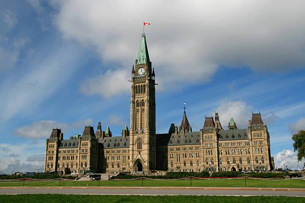 Parlament in Ottawa – Foto