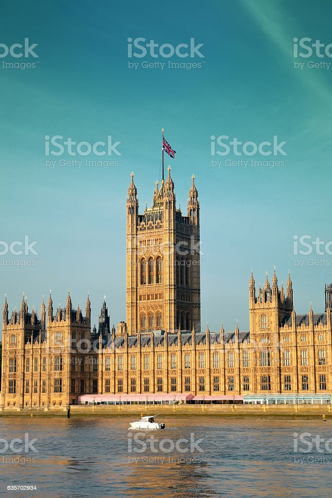 House of Parliament royalty-free stock photo