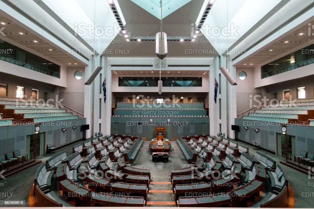 House of Representative stock photo