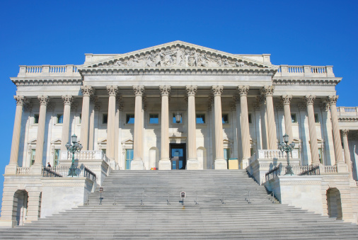 Us House Of Representatives Stock Photo - Download Image Now