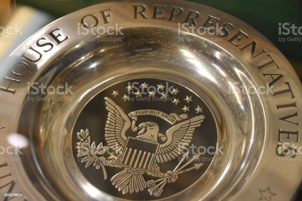 House of Representatives souvenir stock photo