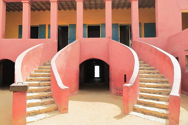 House of Slaves-Maison des Esclaves. Goree island-Dakar-Senegal. 1852 – Foto