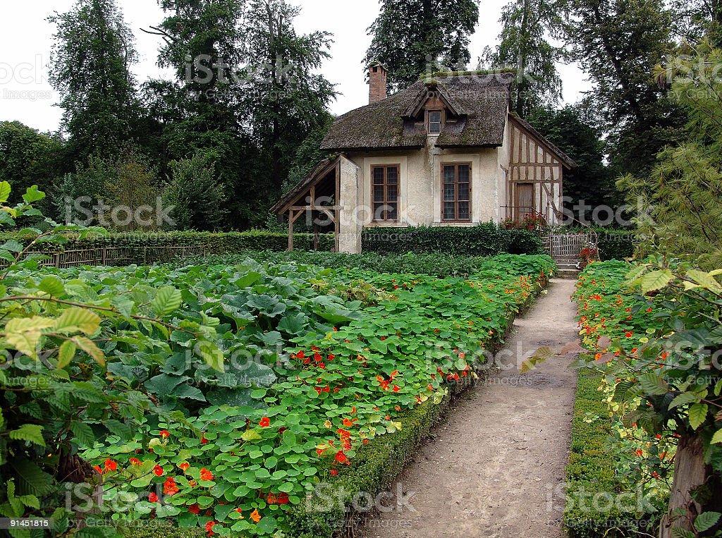 Casa de cuento royalty-free stock photo