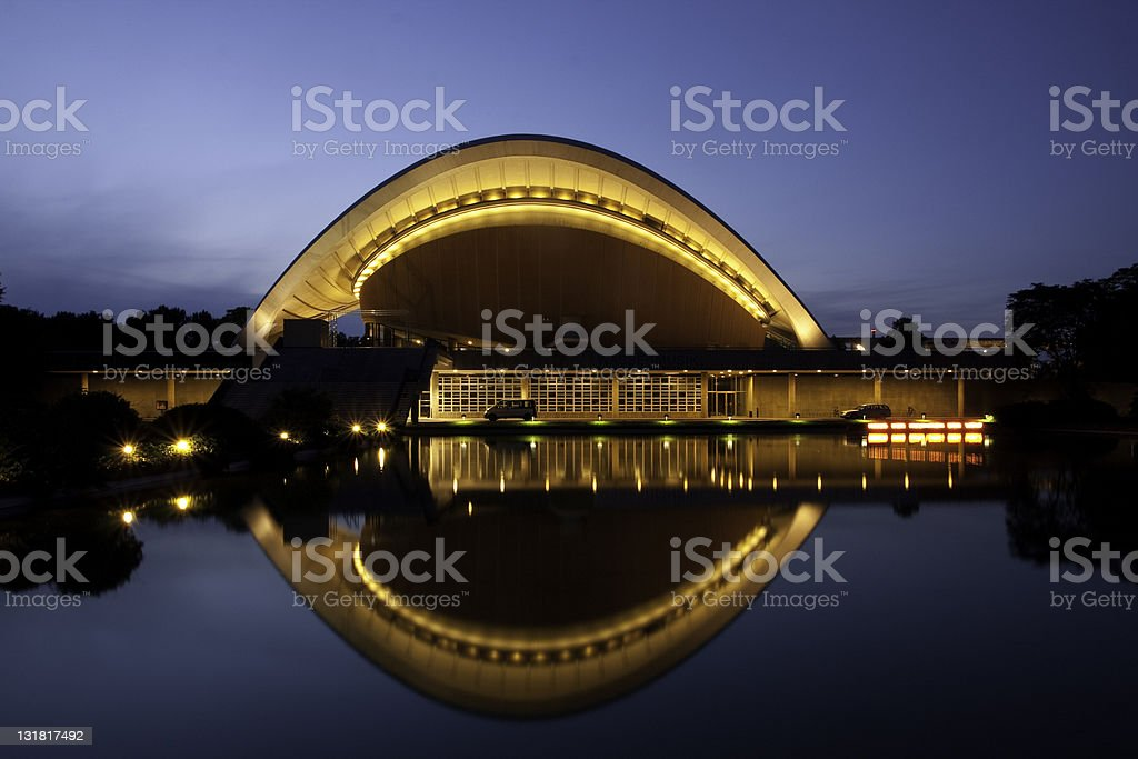 House of World Cultures stock photo