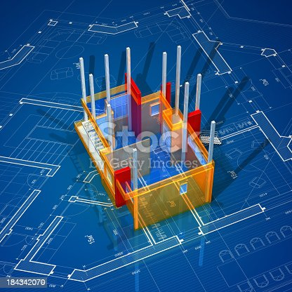 istock House On Construction 184342070