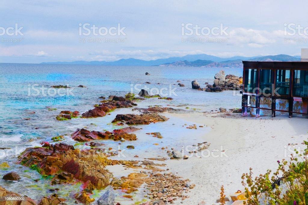 Maison sur la plage - Photo