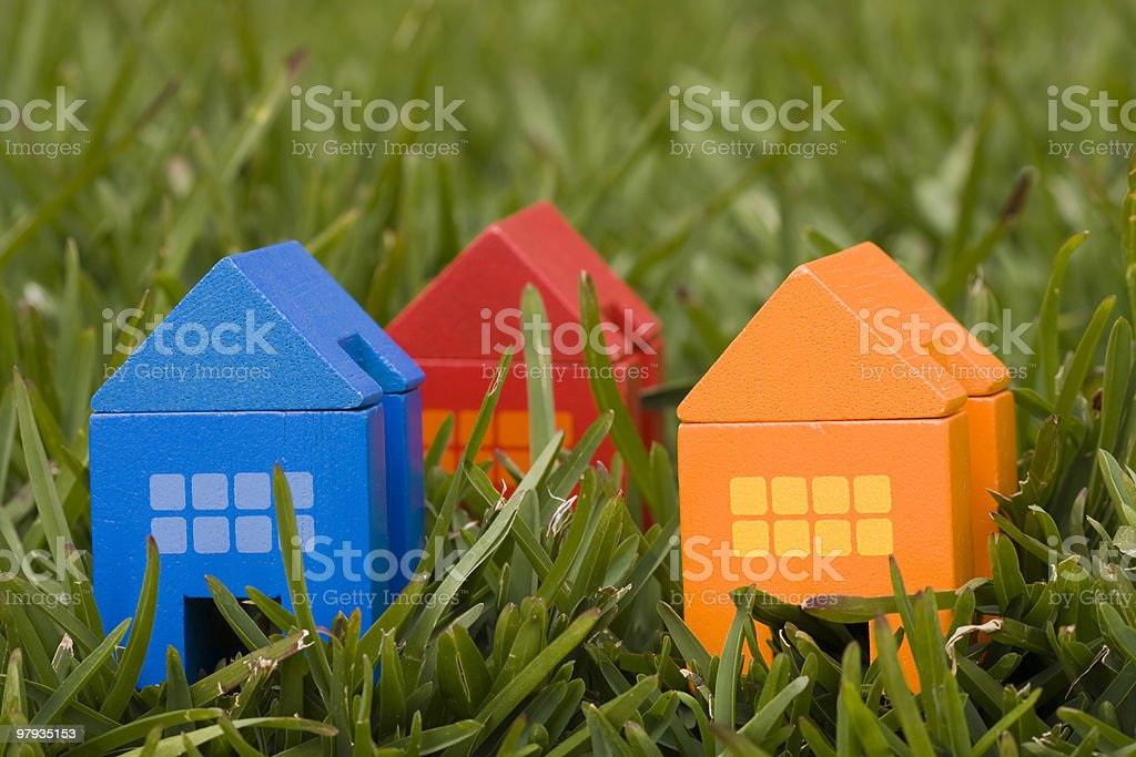 House Opportunity royalty-free stock photo