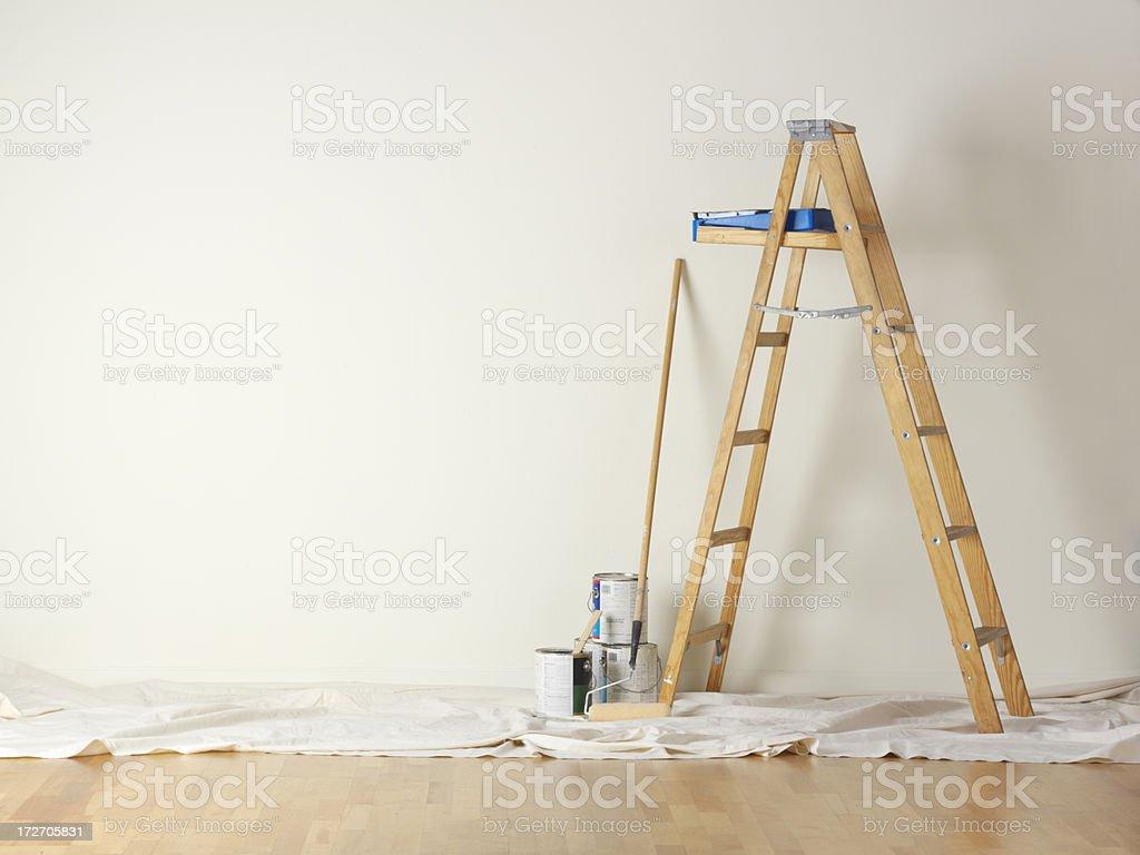 Maison de peinture - Photo