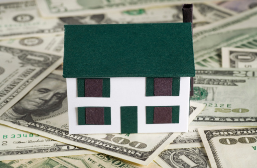 House Payments Stock Photo - Download Image Now