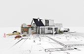 istock 3D house 1225043549