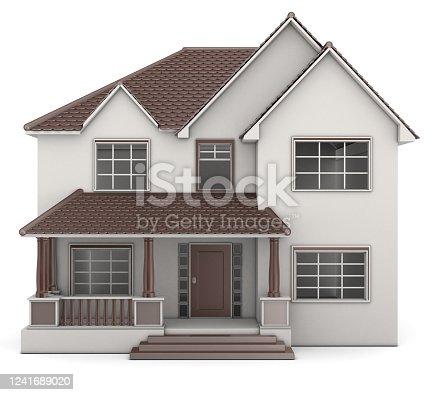 902034612 istock photo House 1241689020