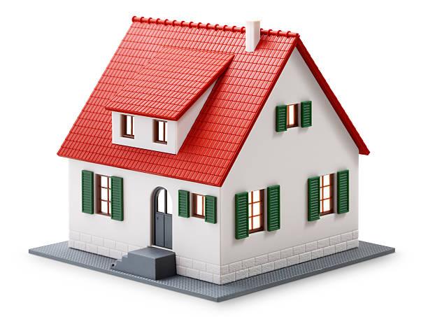 ハウス - 模型 ストックフォトと画像